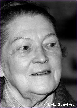 Portrait de LOUIS-GILSOUL Jeanne