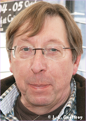 Portrait de DARTEVELLE Alain