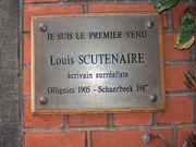 Portrait de SCUTENAIRE Louis
