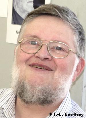 Portrait de PALANGE Jacques