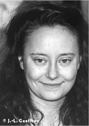 Portrait de CHENET Ingrid