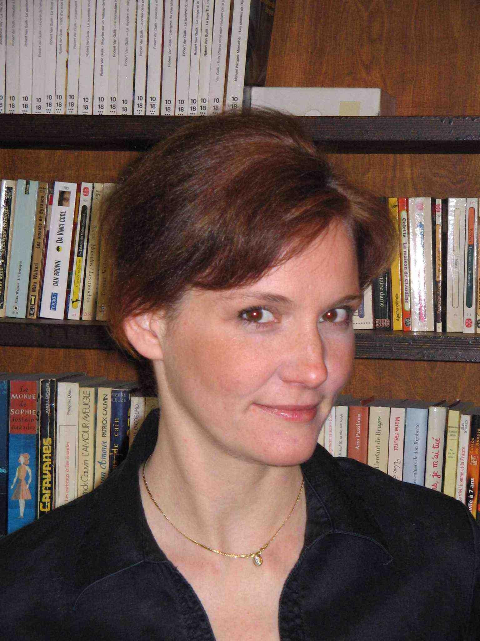 Portrait de BURNIAT Laurence