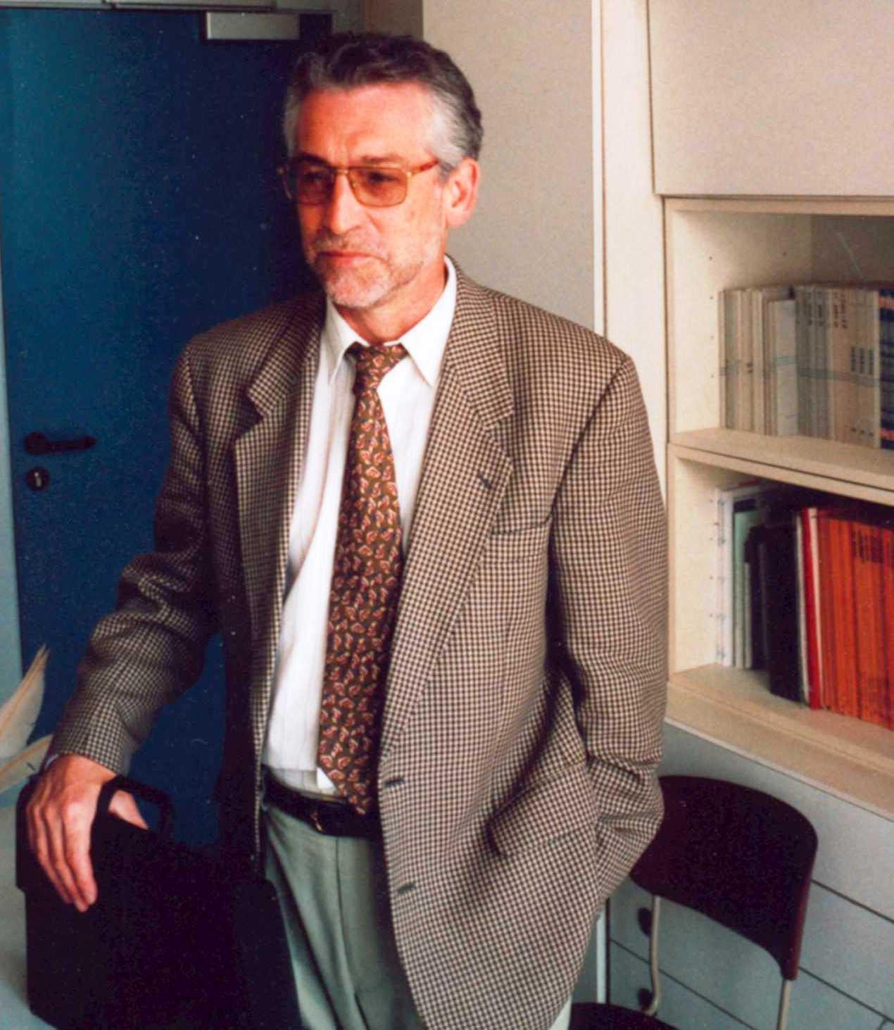 Portrait de DE HAES Frans