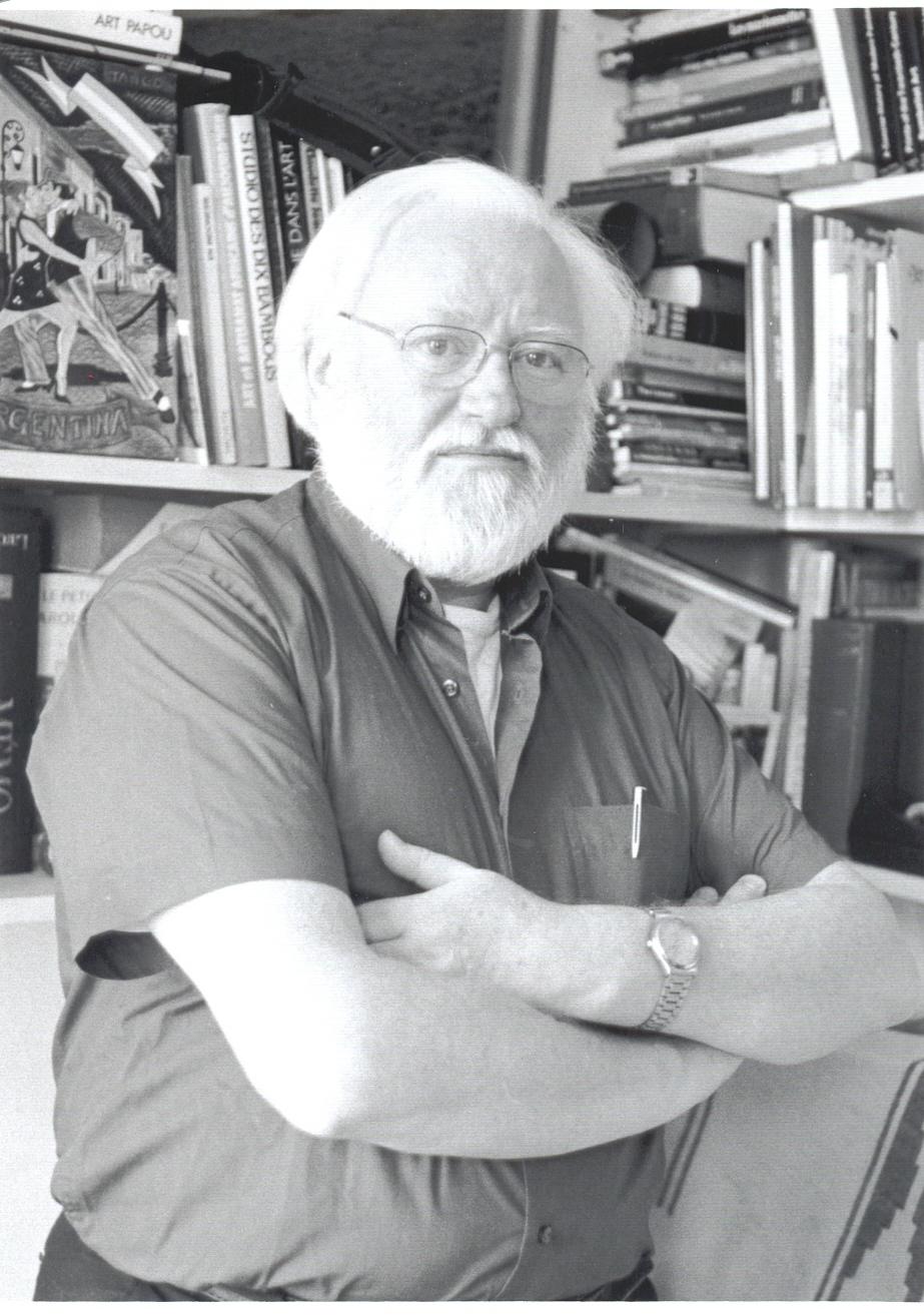 Portrait de LAMBERSY Werner