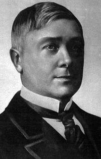 Portrait de MAETERLINCK Maurice