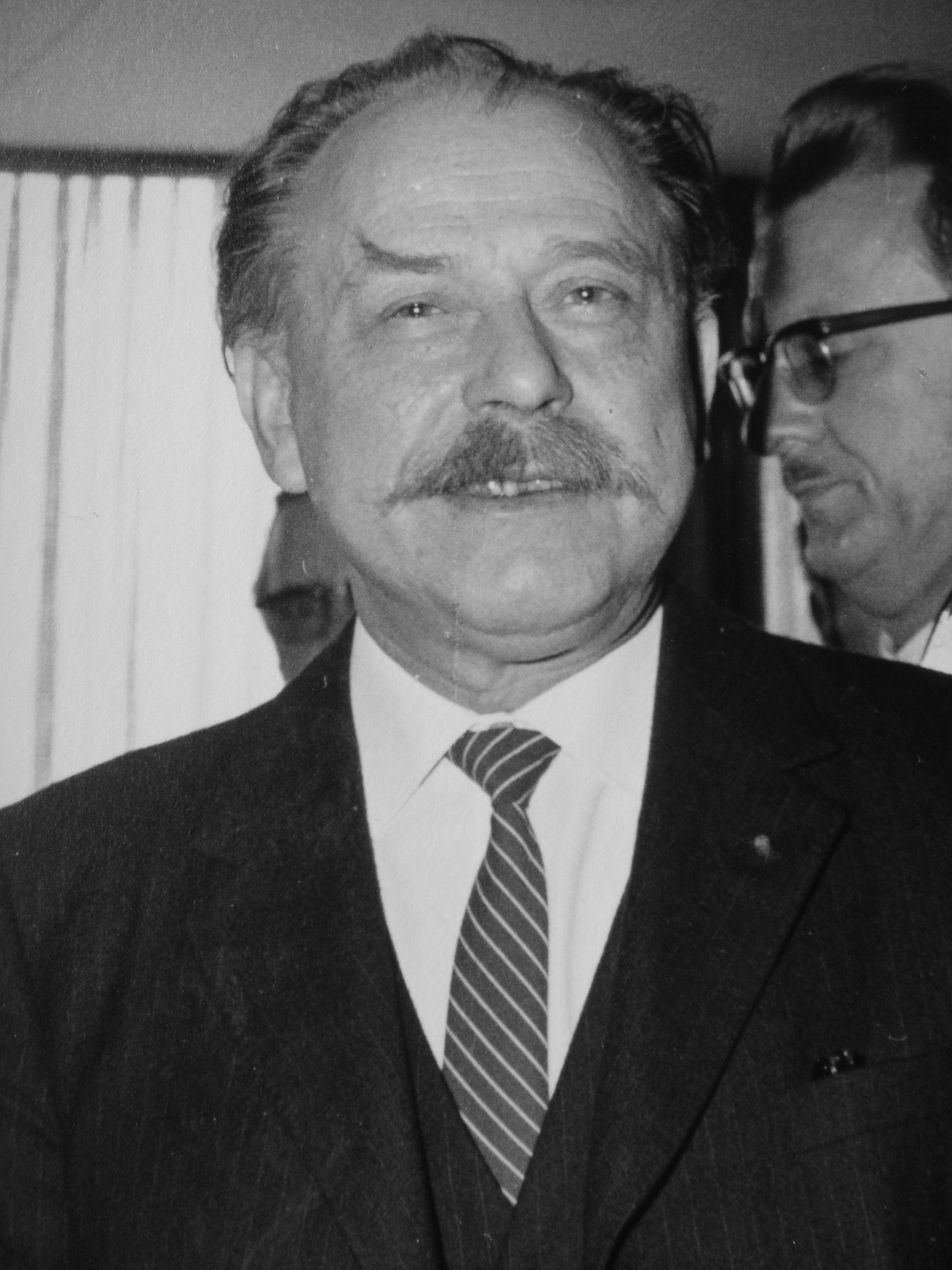 Portrait de MEURANT René