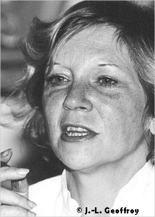 Portrait de LA FERE Anne-Marie