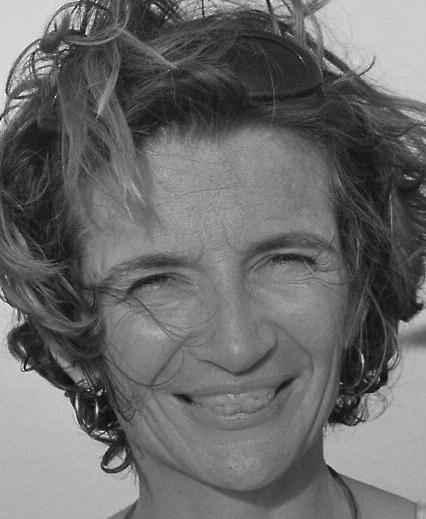 Portrait de BERGE Geneviève