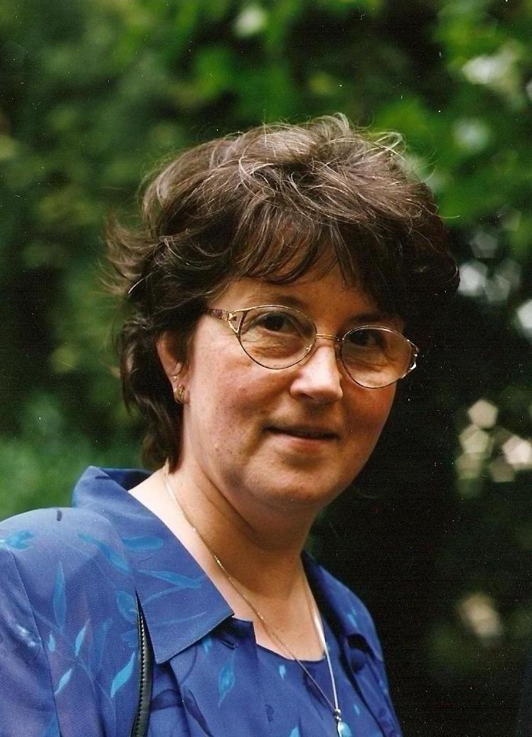 Portrait de DE MAN Hélène