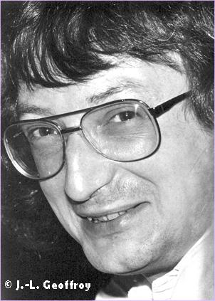 Portrait de GOERRES Jean-Francis