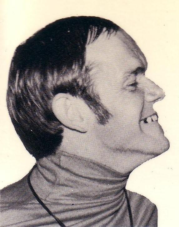 Portrait de VANHAM Jean-Louis