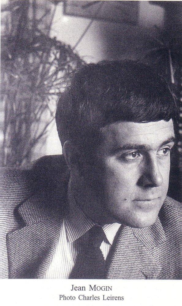 Portrait de MOGIN Jean