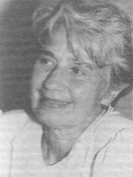 Portrait de LEMAITRE Renée