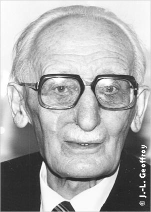 Portrait de SOREIL Arsène