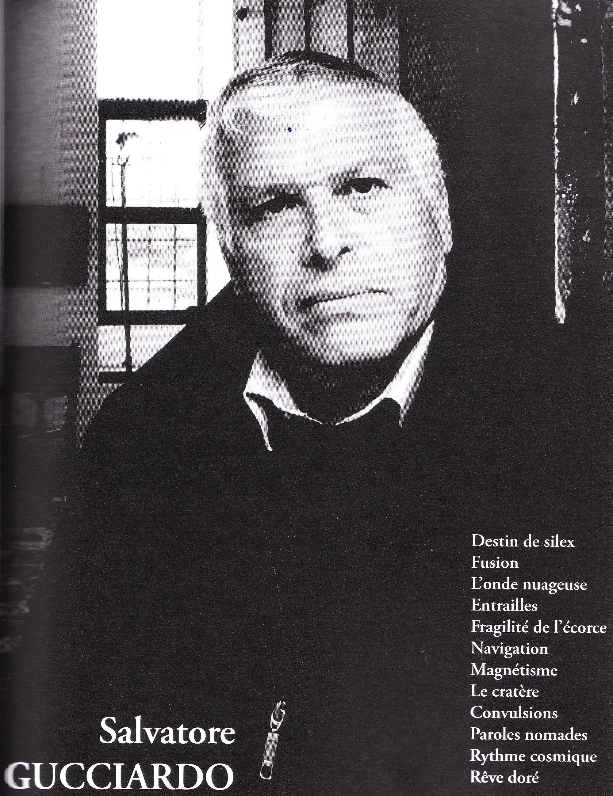 Portrait de GUCCIARDO Salvatore