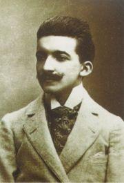 Portrait de LOUYS Pierre