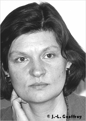 Portrait de JAUMAIN Claire