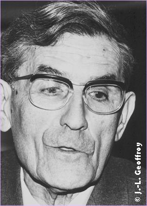 Portrait de GRAINDORGE Georges David