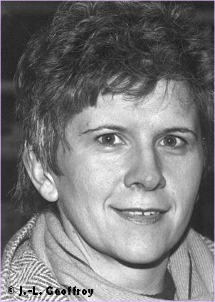 Portrait de GARANT Michèle