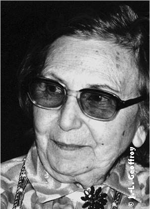 Portrait de LAMOTTE Angèle