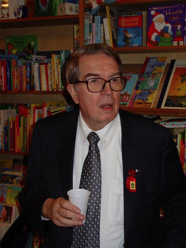Portrait de FLORKIN Robert