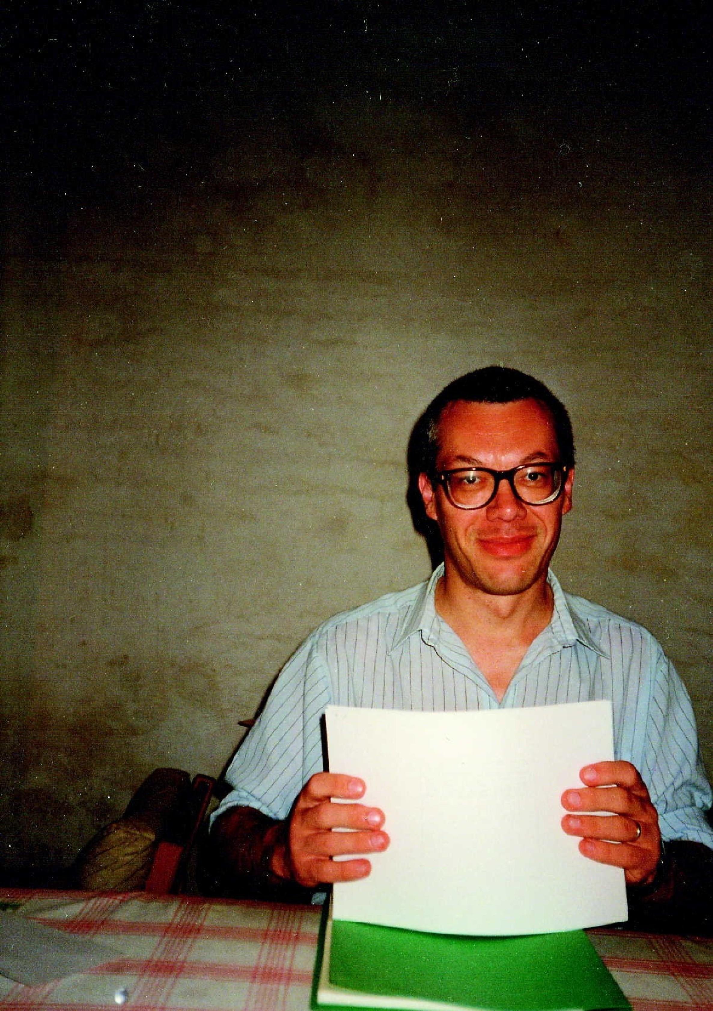 Portrait de BAETENS Jan
