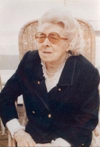 Portrait de LILAR Suzanne