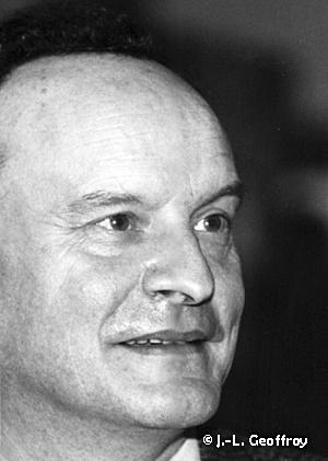Portrait de BALTHAZAR André