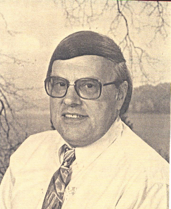 Portrait de BOSSART Pol
