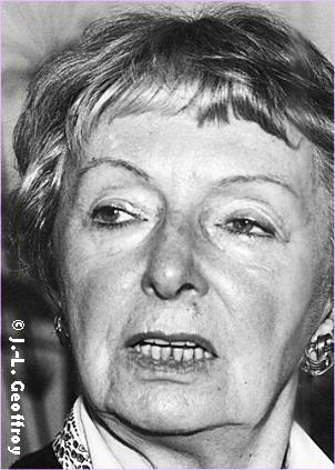 Portrait de SODENKAMP Andrée