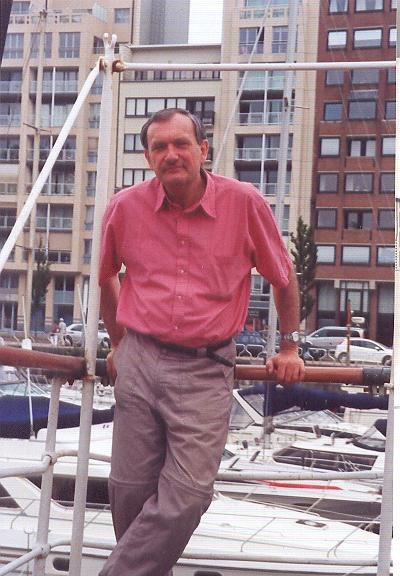 Portrait de DURIEUX Daniel