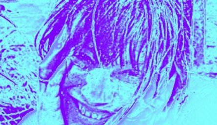Portrait de MORELLE Bernadette