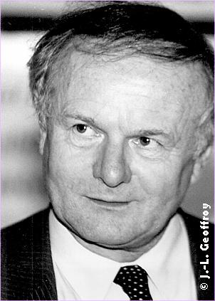 Portrait de JACQMIN François