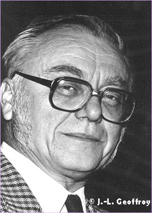 Portrait de SEMAL Jean