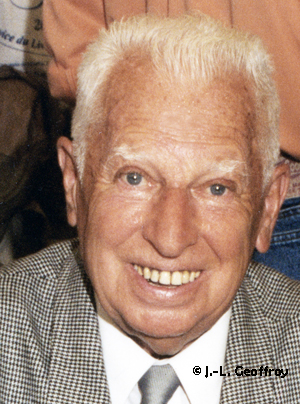 Portrait de BOUILLON Georges