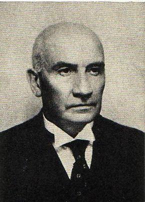 Portrait de BERNARD Fernand