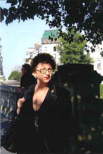 Portrait de GILBERT Jacqueline