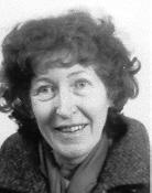 Portrait de PURNODE Georgette
